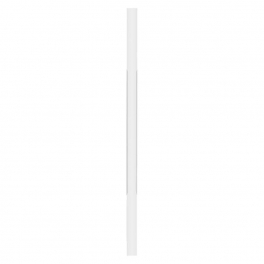 stairs and railings supplies Spindle White Square Corner Fluted
