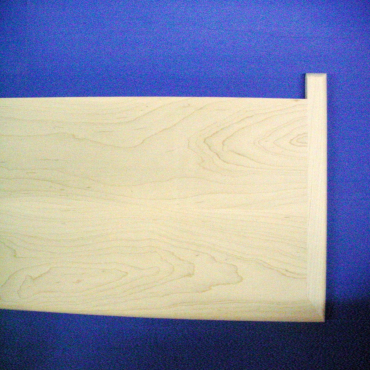 stairs and railings supplies Tread Right Hard Maple Square Edge