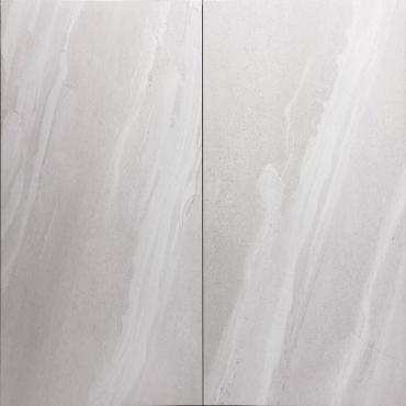 floor tiles wall tiles Rock Grey Tru-Stone Porcelain 24x24 Smooth matte
