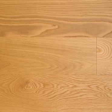 "engineered Engineered Oak Natural 6"" Handscraped & Distressed Hardwood Flooring"
