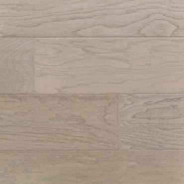 engineered Ambiance Silver Mint Handscraped Hickory Engineered Hardwood Flooring