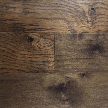 engineered Engineered Ambiance Hickory Earth Brown Hardwood Flooring
