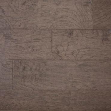 engineered Ambiance Ice Berg Handscraped Hickory Engineered Hardwood Flooring