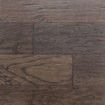 engineered Engineered Ambiance Hickory Cappochino Handscraped Hardwood Flooring