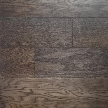 engineered Ambiance Swiss Almond Wire Brushed White Oak Engineered Hardwood Flooring