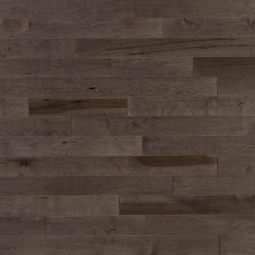hardwood Wickham Hard Maple Charcoal Solid Hardwood Flooring