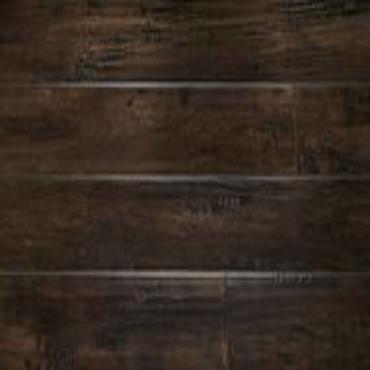 "laminate Infiniti Dark Maple Laminate Flooring (6.61"" x 12.3mm) - V Groove"
