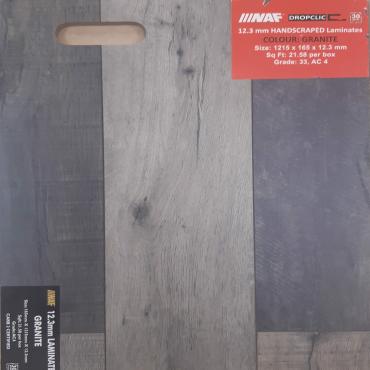 "laminate NAF Granite 6.5"" x 12.3mm"