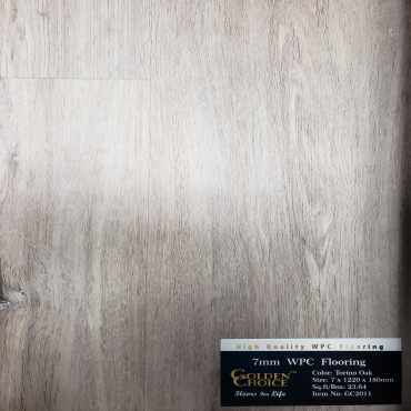vinyl plank 7mm Torino Oak GC2011  Vinyl Plank Flooring
