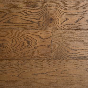 "engineered Engineered Oak Landmark WireBrushed 6"" Hardwood Flooring"