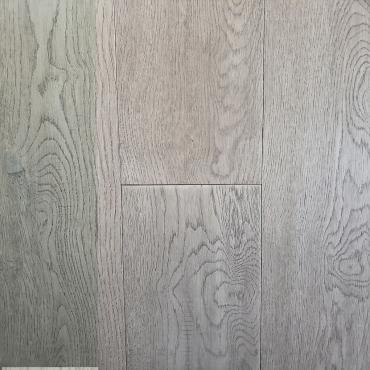 "engineered Engineered Oak Crest Grey Handscraped & Distressed 6"" Hardwood Flooring"