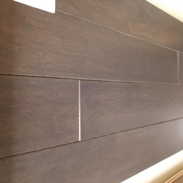 "hardwood Cashmere Woods 4-1/4"" Black Rock Maple Solid Hardwood Flooring"