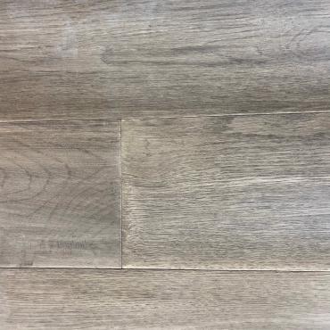 "engineered Engineered Oak San Marino 7-1/2"" Handscraped Hardwood Flooring"