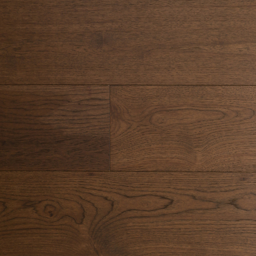 "engineered Engineered Hickory Bologna 7-1/2"" Wire Brushed Hardwood Flooring"