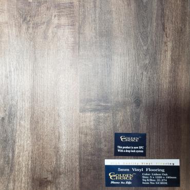 vinyl plank Lisbon Oak GC2032 SPC Vinyl Plank Flooring