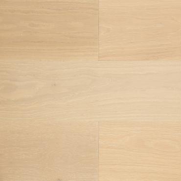 "engineered Engineered Oak Ivory 7"" Wire Brushed Hardwood Flooring"