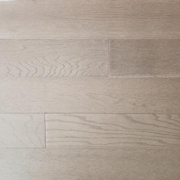 "engineered Engineered 5"" Red Oak Coyote Hardwood Flooring"