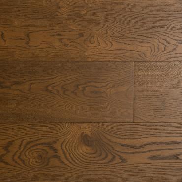 "engineered Engineered Oak Sunset 7-1/2"" Wire Brushed Hardwood Flooring"