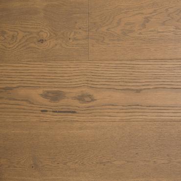 "engineered Engineered Oak Richman Gold 7-1/2"" Wire Brushed Hardwood Flooring"
