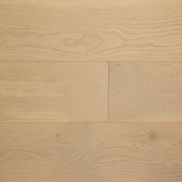 "engineered Engineered Oak Beach 7-1/2"" Wire Brushed Hardwood Flooring"