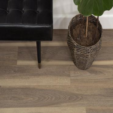 vinyl plank Cali Vinyl Pro Mute Step Palm Grove Oak Vinyl Plank Flooring