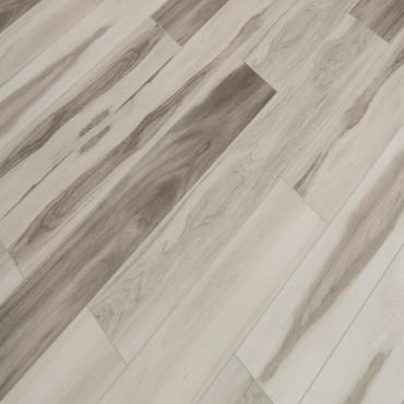 vinyl plank Cali Vinyl Pro Mute Step Wide Click Seascape Hickory Vinyl Plank Flooring