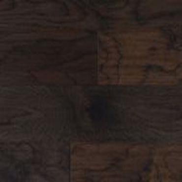 engineered Engineered NAF Hickory Dark Wolf Handscraped & Distressed Hardwood Flooring