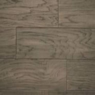 engineered Engineered NAF Hickory Thunder Handscraped & Distressed Hardwood Flooring