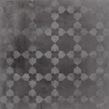 "floor tiles wall tiles STUDIO DECO 12"" X 12"" FUMO  (BLK)  10.78Sqf/Box"