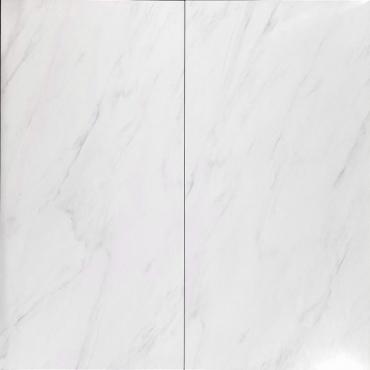 floor tiles wall tiles Soft Carrera Tru-Stone Porcelain 24x24 Gloss