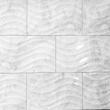 floor tiles wall tiles 3D Fiorano Silver Wall Tru-Stone Porcelain 12x24 polished