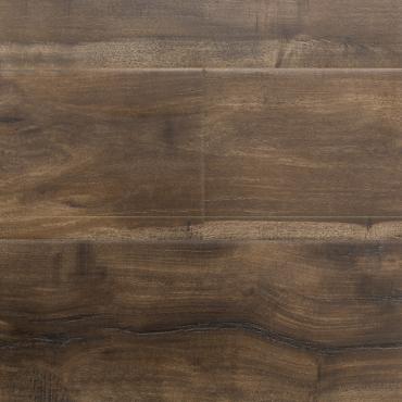 "laminate Life Stepp Estate Designer Smokey Walnut Laminate Flooring (12.3MM x 6.5"" x 48"") - (2807)"