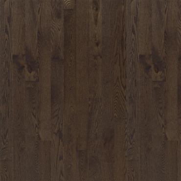 "hardwood Cashmere Woods Red Oak Charcoal 3.25"" Solid Hardwood Flooring"