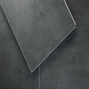 vinyl tile TerraCore Lucida Usa Color Gauged Slate 607