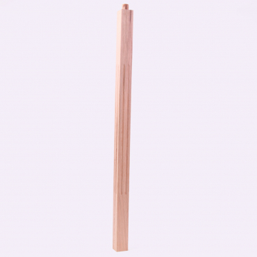 stairs and railings supplies Spindle Red Oak Center Fluted